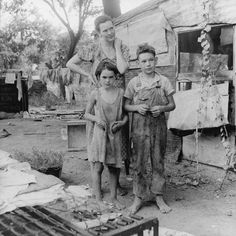 WPA Photograph by Dorothea Lange (Great Depression years) Dust Bowl, Old Pictures, Old Photos, Rare Photos, Shorpy Historical Photos, Foto Transfer, Interesting History, Photo Archive, Vintage Photographs