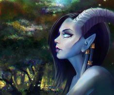 Draenei by Irina Devyatova