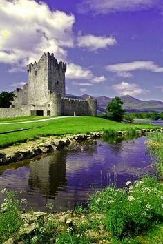 Ross Castle ~ Ireland