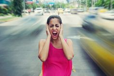 Dealing With Noise Hypersensitivity: Bipolar Disorder and Noise Sensitivity How To Combat Depression, Depression Recovery, Depression Help, Noise Sensitivity, Mal Humor, Sensory Overload, Ways To Reduce Stress, Noise Pollution, Panic Attacks