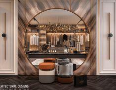 Bedroom Closet Design, Home Room Design, Living Room Designs, House Design, Master Bedroom, Dressing Table Design, Wardrobe Door Designs, Home Entrance Decor, Contemporary Bedroom