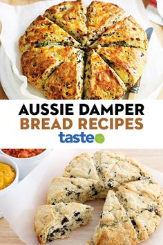 Want a new twist on the traditional Australian damper loaf? Try our favourite damper recipes for heaps of inspiration. Camp Oven Recipes, Bakery Recipes, Bread Recipes, Cooking Recipes, Cooking Bread, Oven Cooking, Traditional Australian Food, Aussie Food, Food Tasting
