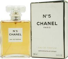 Coco Channel, Coco Channel Perfume---Chanel #No. 5 -