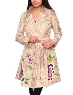 "Desigual Ladies Trench Coat 21E2926 special offers ""Ladies Trench Coat"