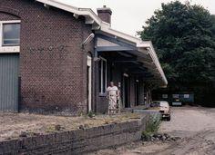 Loods Van Gend & Loos, Veenendaal Stationsplein 1980