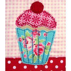 Personalised Cupcake Girls Birthday Card by Jenny Arnott