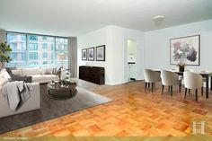 250 EAST 65TH STREET   HUGE JR4!     BRAND NEW TO MARKET          No Board Approval. HUGE and I DO MEAN HUGE 1021 Square Foot High Floor Condominium 1 Bedroom Plus Dining Area, Windowed Double-Sided Kitchen W/DW  and  Microwave, Expansive Living Room  and  Foyer, Tons of Closets Throughout....