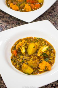 Индийская еда для неиндийцев. Sambar/Самбар