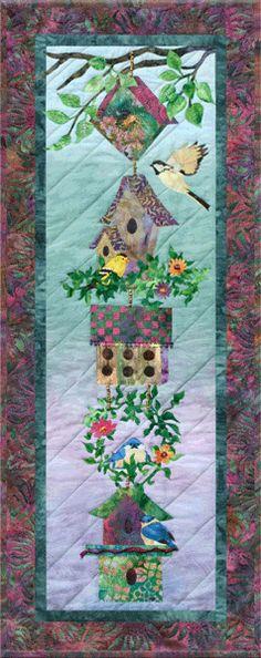 PineNeedles.com : Sleeps Six quilt by McKenna Ryan