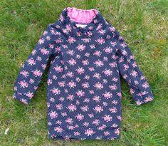 Sunny Sewing: Een mislukt project, toch nog gered! Bimaa dress jurk variant van trui model bimaa sweater met link naar patroon