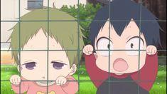 Taka and Kotaro Fanarts Anime, Manga Anime, Gakuen Babysitters, Baby Friends, Comedy Anime, Funny Animal Jokes, Anime Child, Cute Chibi, I Love Anime
