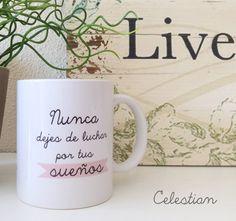tazas personalizadas Celestian #navidad #buenosdias www.celestianshop.com
