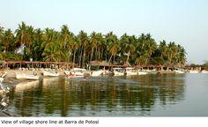 Village of Barra de Potosi