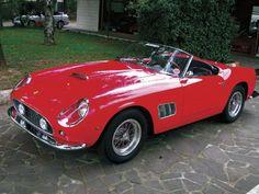 1958 Ferrari 250 GT Spyde