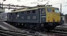 26036 Love the plain, workmanlike design of the class 76 E Electric, Electric Train, Electric Locomotive, Diesel Locomotive, South African Railways, Steam Generator, Liverpool Street, Train, Sheffield