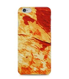 Extraordinary Red and Orange Abstract Picture 3D Iphone Case for Iphone 3G/4/4g/4s/5/5s/6/6s/6s Plus - ARTXTR0063 - FavCases