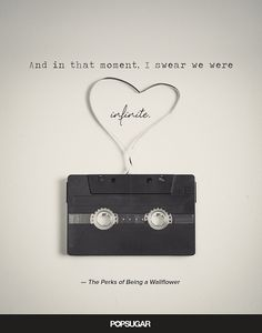 The Best Quotes From The Perks of Being a Wallflower | POPSUGAR Entertainment