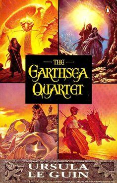The Earthsea Cycle Series, Ursula K. Le Guin | 17 Groundbreaking Sci-Fi And Fantasy Books Everyone Should Read