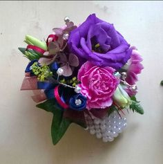 Liverpool flowers prom corsage Prom Corsage, Corsages, Hanukkah, Liverpool, Floral Wreath, Wreaths, Flowers, Decor, Decoration