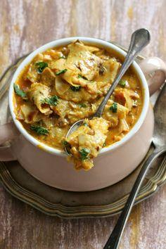 Merry Tummy: Marwadi Papad Ki Subji, Curry Without Veggies