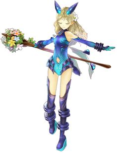 Ayesha, Administrator Suit from Atelier Shallie Plus: Alchemists of the Dusk Sea