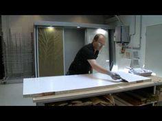 Sisäoven maalaus - Tikkurila - YouTube