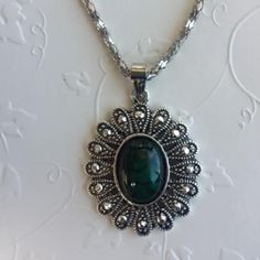 Vintage Style Dark Green ... - Forever Yours Home D... | Scott's Marketplace