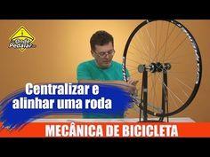 Como centralizar e alinhar uma roda de bicicleta - Introdução - YouTube