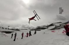 2013 Orage Masters highlights — amazing skiing, total insanity