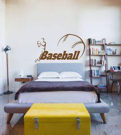 ik780 Wall Decal Sticker Baseball American football players sport kids room