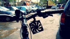 16-åring har byggt en manick som laddar mobilen medan du cyklar. Så gör du en själv!