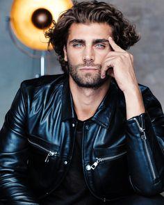 Black Male Models, Handsome Male Models, Greek Male Models, Handsome Guys, Beautiful Men Faces, Gorgeous Men, Hot Mexican Men, Male Model Names, Greek Men