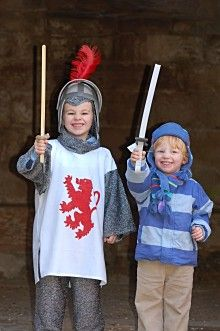 Great Family Days Out UK - Kenilworth Castle Kenilworth Warwickshire