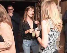 Erdem, Ferragamo, and Roger Vivier Host Fashion Week Dinners