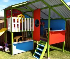 Kids Play House | Cubby Houses Accessories | Cubbies                                                                                                                                                                                 More