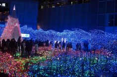 Tokyo Becomes Electric: The Weekender Guide to 2015's Winter Illuminations