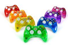 amazon xbox 360 controller | Amazon.com: Rock Candy Xbox 360 Controller - Pink: Xbox 360;: Video ...