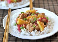 A quick and easy Chinese dish you can make right at home. And it's so much healthier than take-out! Making chinese food at home is one of my absolute favorite things to do, mainly because it's so much cheaper, tastes so much better and you also don't have any skimped ingredients! It's also quick and… [read more]