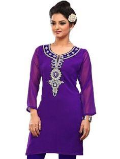 Purple Partywear Tunic Top (XLarge) Ahaarya,http://www.amazon.com/dp/B00D7VS2D6/ref=cm_sw_r_pi_dp_Yfxusb0QG6W48N7C