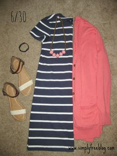 Stripes, Solids, and My Style
