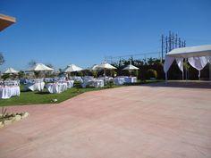 Ceremonias y Eventos  al aire libre en Jardin de Fiestas Calypso Gardens