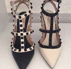 Imagem de fashion, shoes, and Valentino