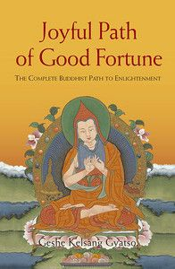 Consideration is a mental factor that holds us back from non-virtues by making us consider the effect our actions have on others. ~ Joyful Path of Good Fortune