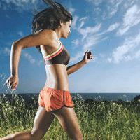 """How Often Should I Run? - """"Running three times a week is a great starting point and provides many health and fitness benefits. By allowing recovery time between workouts you reduce your risk of injury or burnout."""""""