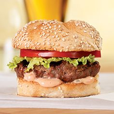 Classic Hamburger recipe from Delish.com  -  For the complete recipe, simply click on the photo.  ENJOY!