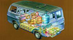 Fuel Cell General Motors, medio siglo de innovación - http://autoproyecto.com/2016/12/fuel-cell-general-motors-innovacion.html?utm_source=PN&utm_medium=Pinterest+AP&utm_campaign=SNAP