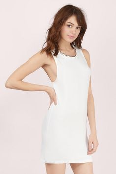 Link It Up Dress at Tobi.com. Find this and many more must have club dresses at www.tobi.com | #SHOPTobi | #BringOnTheNight |