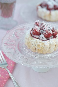 Light and Luscious Raspberry Charlotte - fresh