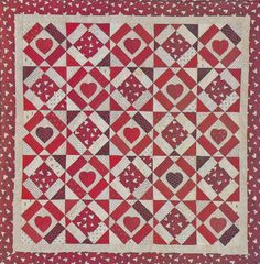 Happy Valentine quilt