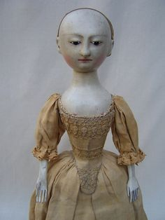 Queen Anne doll by The Old Pretenders.